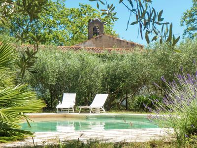 Photo for Rural House on wine estate with garden, pool and stunning views