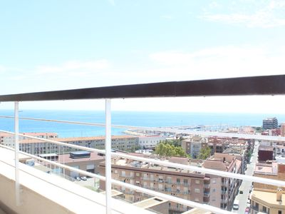 Photo for Tarragona Apartment with Sea View