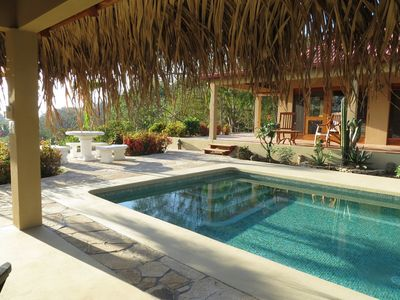 Photo for Ocean and Mountain view! Villa Secret Paradise: private pool!