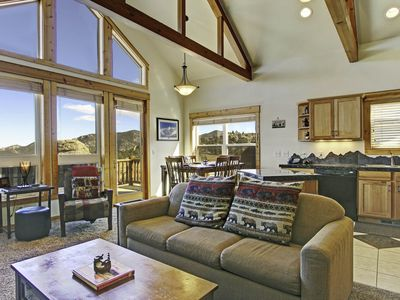 Photo for Shadow Mountain 35 - 2 Br condo with Marys Lake and mountain views!