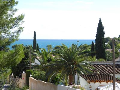 Photo for Moraira Charming villa 5 min from the sea 4/6 pers