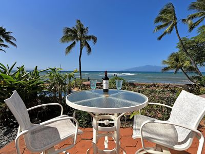Photo for HN 106- Beautiful Hidden Gem! Direct Ocean View -Cancellation Special $225 March