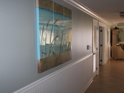 Photo for Escapes to the Shores 905 - Upscale Spacious Beachfront Condo! Great Amenities!