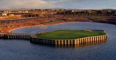 PGA Golf Course Poston Butte only 1 mile away resident rate discount