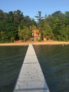 Photo for 200' of Lake Michigan frontage on scenic 7 acre woooded lot