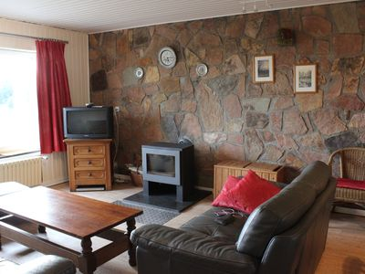 Photo for 2 lodgings for 4 to 15 people in the timber edge