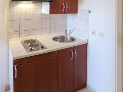 Photo for Apartment Haus Zwei Rosen (PUL551) in Pula - 3 persons, 1 bedrooms
