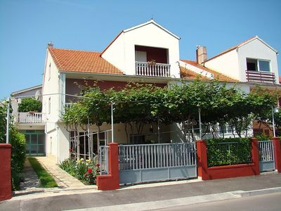 Photo for Apartment 680 m from the center of Zadar with Parking, Internet, Balcony (113241)