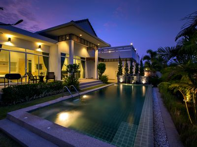 Photo for Grand Private Pool Villa (P9)