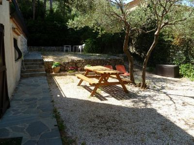Photo for Charming T1 of 30 m² on the ground floor of villa