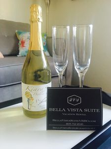 Welcome to Bella Vista Suite