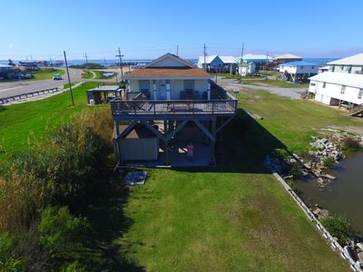 Photo for Daddy's Dream has a fishing pier in Grand Isle and is Pet Friendly