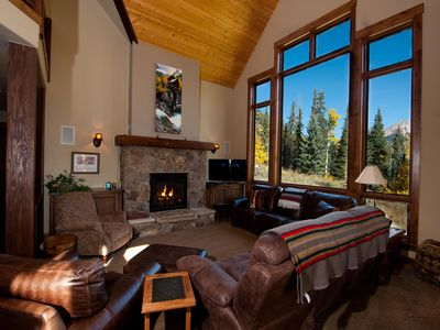 Photo for Luxury Home Across from Purg - Great Views, Deck - Free Ski Shuttle