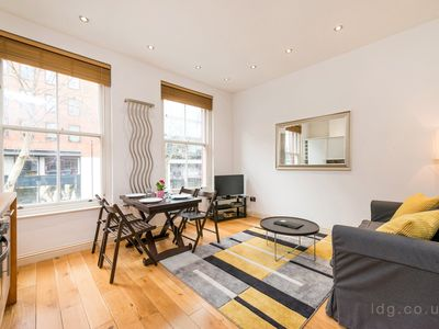 Photo for Apartment A, Theobalds House, Holborn, Central London