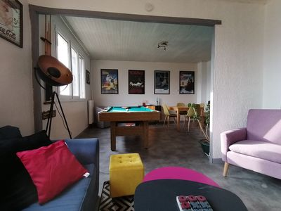 Photo for 2BR Apartment Vacation Rental in Saint-Egrève