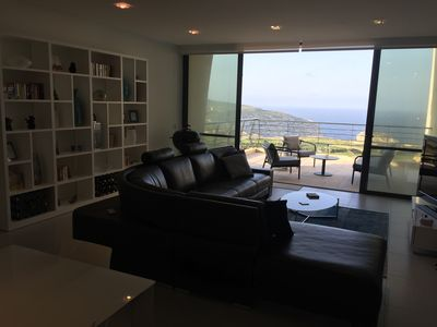 Photo for Modern 2 Bedroom apartment with Sea view and Swimming pool