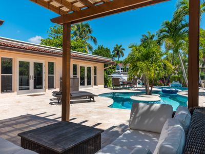 Photo for Luxurious Watefront Estate close to Las Olas