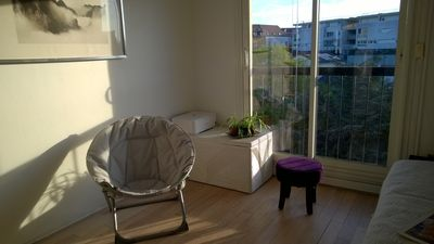 Photo for BEAUTIFUL ONE SUNNY ROOM APARTMENT, FEW MN FROM PARIS CENTER