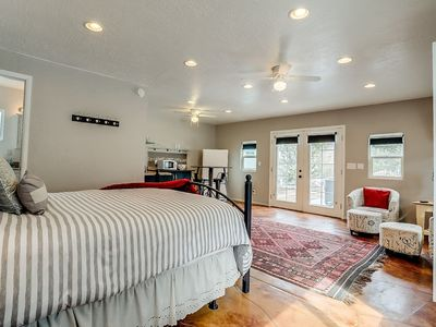 Photo for Enchanted Cottage - Studio Guest House, Sleeps 2