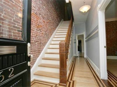 Photo for 5BD Downtown Brownstone - 3 blocks from MGM Casino