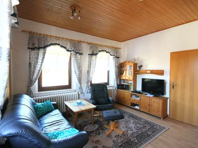 Photo for 1BR Apartment Vacation Rental in Sehmatal OT Neudorf