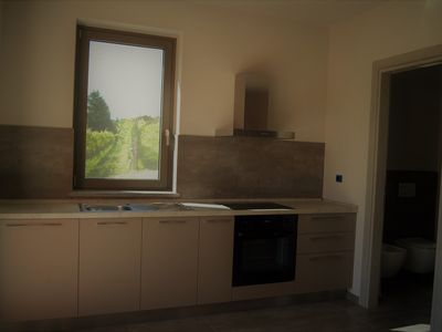 Photo for studio with kitchen immersed in the Langhe vineyards