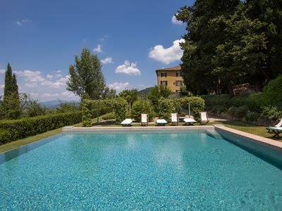 Photo for VILLA WITH POOL IN CHIANTI