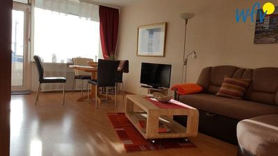 Photo for Sunny, comfortable and close to the beach!