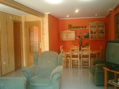Photo for Self catering Cañón de Río Lobos for 5-6 people