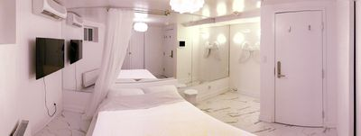 Photo for The White Room at Toronto's Tokyo Love Hotel