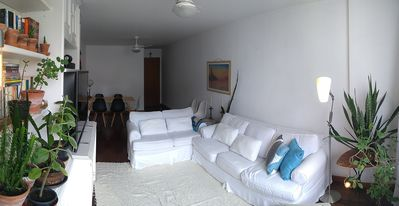 Photo for Ipanema - Large apartment, 70 m2, up to 4 people, excellent location.