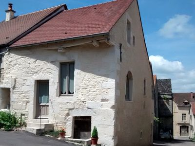 Photo for Medieval house of charm in the heart of Flavigny-sur-Ozerain