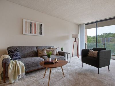 Photo for Centrally Located Suite Outside D.C. + Gym + Pool