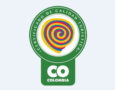 We were just awarded the national sustainable tourism certification!