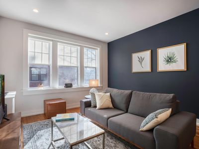 Photo for Well-Located Porter Square 1BR in Harvard Square by Blueground