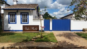 Charm and cosiness in Tiradentes - VILA BELA 01