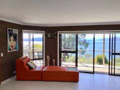 Photo for Alice's On The Water with an incredible view and a private jetty