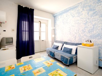 Photo for Homerez last minute deal - Amazing apt with sea view and Wifi