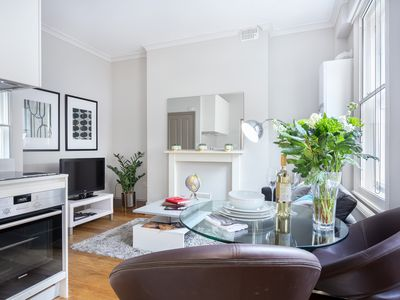 Photo for Spacious Cleveland Residences 1B apartment in Camden with WiFi.