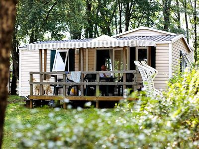Photo for Camping Le Carbonnier **** - Mobile Home 3 Rooms 6 People