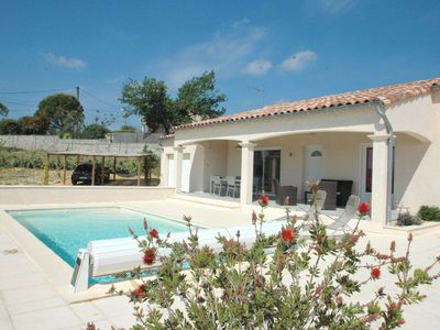 Photo for Holiday home with private pool where calm and serenity reign