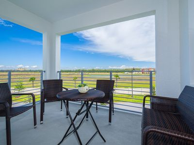 Photo for Luxury New Condo just minutes to Disney Parks and Shopping!