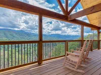 Photo for All About The View, 6 Bedrooms, Theater, Mountain View, New Construction, Sleeps 12