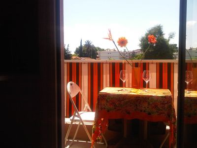 Photo for Nice appartment F1 quiet near beach and all accomodations