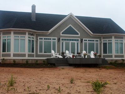 Photo for Oceanfront executive beach house - complete privacy