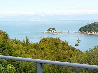 Photo for 2BR House Vacation Rental in Kaiteriteri, Nelson - Golden Bay