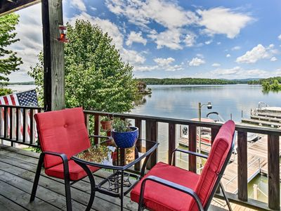 Photo for NEW-Lake Hamilton Condo w/Pool 10mi to Hot Springs