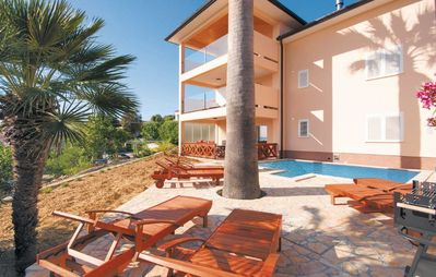 Photo for Holiday house with outdoor swimming pool and sauna