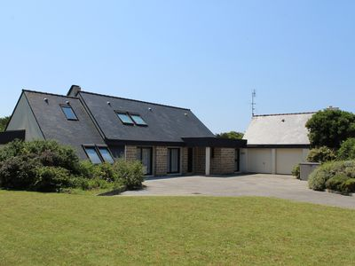 Photo for Penmarch: Contemporary villa on one level, 4 stars, Pors Carn and the Torch.