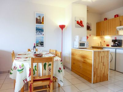 Photo for One bedroom Apartment, sleeps 4 in Ahetze with WiFi